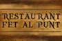 Restaurant fet al punt (Copy)